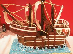 This Ginger-Boat | Community Post: 25 Amazing Gingerbread Houses