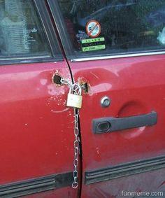 Repairing your door lock has never been easier....