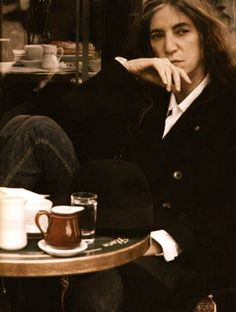 Patti Smith     an eternal thank you