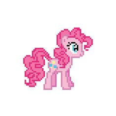 Pinkie Pie My Little Pony: la amistad es magia  punto de