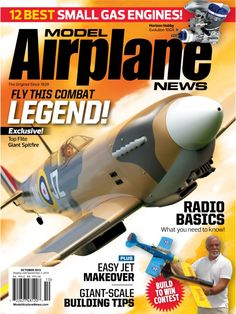 Model Airplane News  Magazine - Buy, Subscribe, Download and Read Model Airplane News on your iPad, iPhone, iPod Touch, Android and on the web only through Magzter