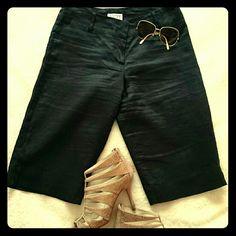 """""""ALLISON TAYLOR """" bermudas SHORTS. Black bermuda shorts, excellent condition. Shorts Bermudas"""