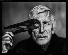 Stephan Vanfleteren's photos of Tomi Ungerer