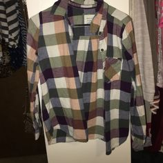 Flannel Good condition Forever 21 Tops Button Down Shirts