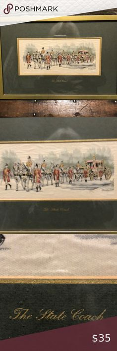 Cash's Silk Woven Picture - The State Coach Limited Edition- Silver Jubilee - Rare Find. Number 1800 of a restricted edition of 5000. Designed and woven by J&J Cash Ltd, Weavers of Coventry, England. Metal frame has a few aged spots as shown in photo Other Royal Christmas, Christmas Owls, Coventry England, Hobo Wallet, Thanksgiving Sale, Marble Case, Online Thrift Store, Boyds Bears