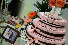 Doce Design Confeitaria: Aniversário 18 anos de Mariana, buffet Castelo de ...