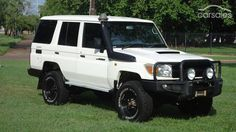 New & Used cars for sale in Australia Toyota Trucks For Sale, Light Truck, First Car, Prado, Toyota Land Cruiser, Used Cars, Cars For Sale, 4x4, Manual
