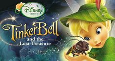 ...Tinker Bell and the Lost Treasure (2009)...
