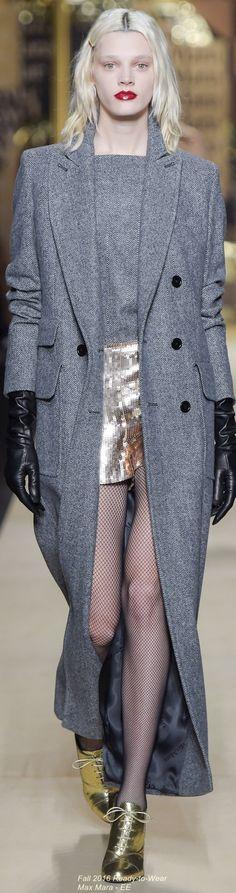 Fall 2016 Ready-to-Wear Max Mara