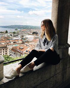 Michelle Take Aim, Geneva Switzerland