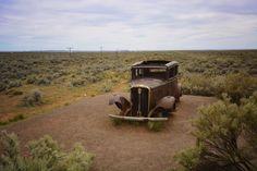 Route 66, Painted Desert, Arizona.