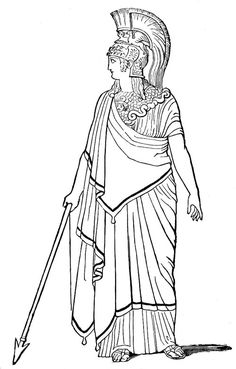 Roman Gods and Goddesses. Copyright free images of the Roman Gods and Goddesses from my personal collection for you to use in your art work. Ancient Greek Art, Ancient Rome, Ancient Greece, Ancient History, Minerva Goddess, Athena Goddess Of Wisdom, Roman Gods, Greek Warrior, Greek Gods And Goddesses