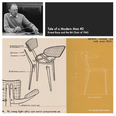 Ernest Race and the BA chair: a root through the archives. Mid Century Modern Furniture, Metal Casting, Mid Century Design, Print Pictures, Icon Design, Mid-century Modern, Cool Designs, Furniture Design, It Cast