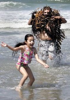 Bad Parenting, Level: Sea Monster