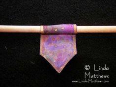 Linda Matthews fabric beads tutorial