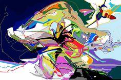 Digital Drawings by Levi Wolffe — The Artbo