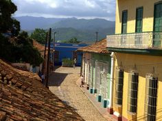 After our 2 luxurious nights in Punta Gorda, we took off to Trinidad. A city surrounded by natural beauty, definitely one of a kind. Declared a World Heritage Site by UNESCO in 1988, this cobbled-street, picturesque place attracts many many tourists every year. When we arrived to Trinidad, it was unbearably hot. Luckily, the owner … #trinidad #cuba