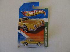 Hot Wheels Treasure Hunt Studebaker Avanti #HotWheels #Studebaker