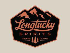 Longtucky Logo Badge