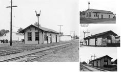Chardon, Ohio depot.  I grew up as a child in Chardon, which is on the Lake subdivision