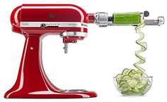 Amazon.com: KitchenAid R-KSM1APC Spiralizer Attachment with Peel, Core & Slice (CERTIFIED REFURBISHED): Kitchen & Dining