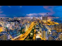 Using stunning hyperlapse photography the Cities team show how electric light has become so powerful in Hong Kong. This clip was taken from the 'Cities' episode of BBC's Planet Earth II. Earth Gif, Planet Earth Ii, Earth Video, London Symphony Orchestra, Cinematic Trailer, Stop Motion, City Lights, Electric Light, Cinematography