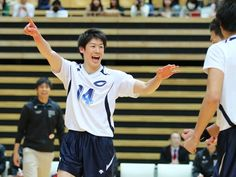 Japan Volleyball Team, Volleyball Players, Ishikawa, Cute Boys, Athlete, Running, Wallpaper, Friends, Anime