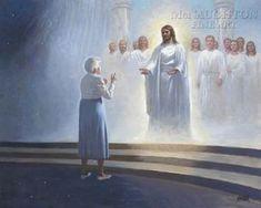 Yeshua (Jesus) is Lord: Keep On Looking Jon Mcnaughton, Image Jesus, Pictures Of Christ, Lds Art, Litho Print, Jesus Christus, Saint Esprit, Jesus Is Lord, King Jesus