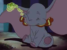 Disney's Dumbo: Screen Capture: Disney Animated Films, Disney Films, Disney Cartoons, Disney Day, Old Disney, Dumbo Disney, Disney Art Style, Dumbo Baby Shower, Cute Cartoon Characters