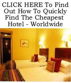 How To Quickly Find The Cheapest Hotels - Worldwide http://www.ebay.co.uk/itm/How-To-Quickly-Find-The-Cheapest-Hotel-Worldwide-/390464607213?pt=LH_DefaultDomain_0=item5ae98113ed