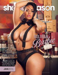 Bolivan Barbie ShotsWeekly