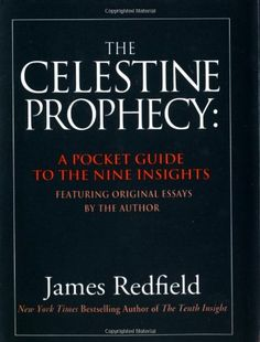 The Celestine Prophecy: A Pocket Guide to the Nine Insights by James Redfield,http://www.amazon.com/dp/0446912069/ref=cm_sw_r_pi_dp_noJ6sb01QYZZME0B