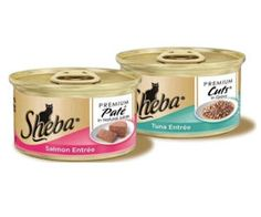 Free Sheba Cat Food Sample!!! | MyCouportiera