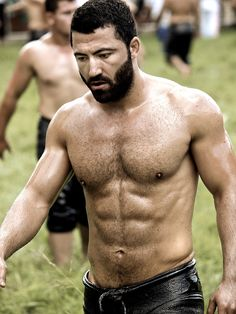 Turkish Hairy Hunk 101