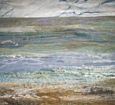 sooziebee - textile art, cards and illustration: Judith Reece Exhibition in Whitby