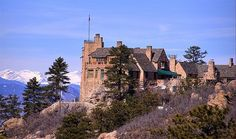 Cherokee Ranch & Castle, Sedalia, CO