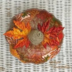 Use a pretty Fall Napkin to create this Dollar Store Pumpkin Makeover. It is a decoupage project and cheap decor project. Craft Stick Crafts, Fall Crafts, Holiday Crafts, Diy Crafts, Holiday Decor, Fall Home Decor, Diy Home Decor, Dollar Tree Organization, Diy Organization