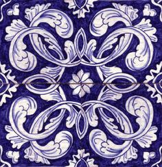 Portuguese Blue & White Tiles. Love.  azulejoazul.jpg