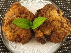 Fried Chicken in Pressure Cooker | Beachloverkitchen  I've got to try this...