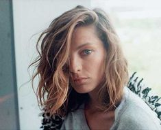 40 Beachy Waves Short Hair | http://www.short-haircut.com/40-beachy-waves-short-hair.html