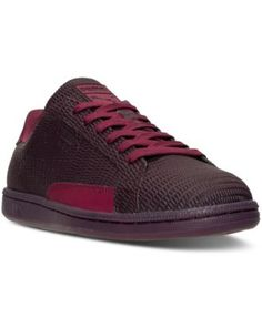 a8efac2c4222 PUMA Puma Men s Match Emboss Leather Casual Sneakers from Finish Line.  puma   shoes