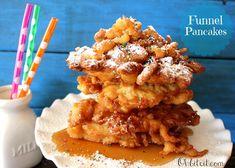 ~Funnel Pancakes!