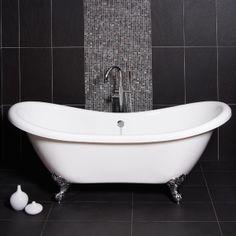 1760 Park Royal Double Ended Slipper Bath. £328.95. www.betterbathrooms.com