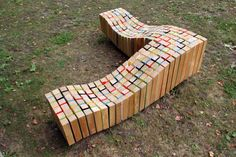 Lightwave: A Sculptural Bench by After Architecture in home furnishings art  Category