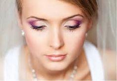 Znalezione obrazy dla zapytania makijaż delikatny na wesele