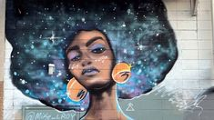 """""""Intergalactic"""" is one of his newest pieces Arts And Entertainment, Culture, Entertaining, Artwork, Painting, Work Of Art, Paintings, Draw, Hilarious"""