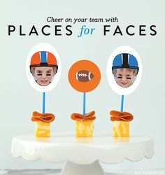 Cheer on your team w