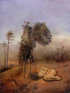 Peter Gric, 1968 ~ Magic Realism painter | Tutt'Art@ | Pittura * Scultura * Poesia * Musica |