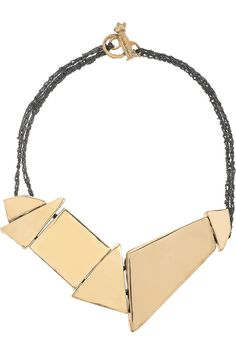 Arielle de Pinto  Décolleté Shard Necklace