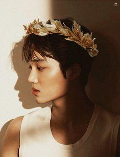 EXO Kai 👀God obviously made this perfect person but who made me? Kim Kai, Spirit Fanfic, Chanyeol Baekhyun, Dancing King, Kim Minseok, Xiuchen, Kpop Exo, Kaisoo, Kris Wu